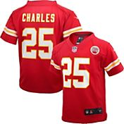 Nike Toddler Home Game Jersey Kansas City Chiefs Jamaal Charles #25