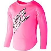 Nike Toddler Girls' Overdrive Dri-FIT Long Sleeve Shirt