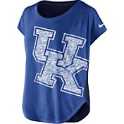Nike Women's Kentucky Wildcats Blue Signal T-Shirt