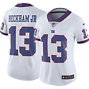 Nike Women's Color Rush 2016 Limited Jersey New York Giants Odell Beckham Jr. #13