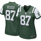 Nike Women's Home Game Jersey New York Jets Eric Decker #87
