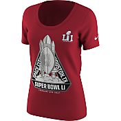 Nike Women's Super Bowl LI Blastoff Red T-Shirt
