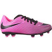 Nike Kids' Bravata II FG Soccer Cleats