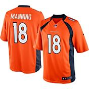 Nike Youth Home Limited Jersey Denver Broncos Peyton Manning #18