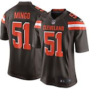 Nike Youth Home Game Jersey Cleveland Browns Barkevious Mingo #51