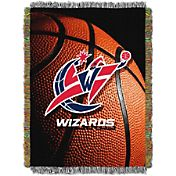 Northwest Washington Wizards Photo Real Throw Blanket