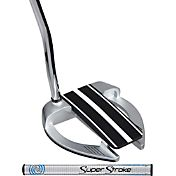 Odyssey Works Versa Marxman Fang Tank SuperStroke Putter