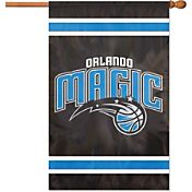 Party Animal Orlando Magic Applique Banner Flag