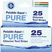 Potable Aqua PURE Chlorine Test Strips