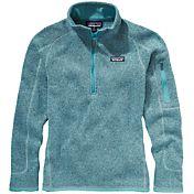 Patagonia Women's Better Sweater Quarter Zip Fleece ...