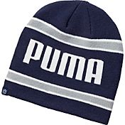 PUMA Men's Stripe PWRWARM Golf Beanie