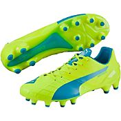 PUMA Men's evoSPEED 1.4 FG Soccer Cleats