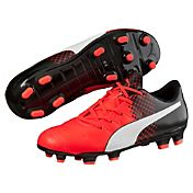 PUMA Kids' evoPOWER 4.3 FG Soccer Cleats