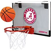 Rawlings Alabama Crimson Tide Game On Backboard Hoop Set
