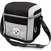 Coleman Pittsburgh Steelers 24-Can Soft-Sided Cooler