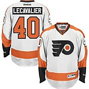 Reebok Men's Philadelphia Flyers Vincent Lecavalier #40 Premier Replica Away Jersey