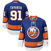 Reebok Men's New York Islanders John Tavares #91 Premier Replica Home Jersey