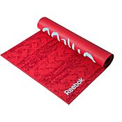 Reebok  2-Sided Don't Stress 4mm Yoga Mat