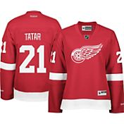 Reebok Women's Detroit Red Wings Tomas Tatar #21 Premier Replica Home Jersey