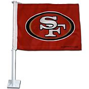 Rico San Francisco 49ers Car Flag