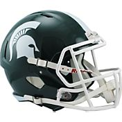 Riddell Michigan State Spartans Speed Replica Full-Size Football Helmet