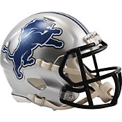 Riddell Detroit Lions Mini Speed Helmet