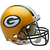 Riddell Green Bay Packers Proline Authentic Football Helmet