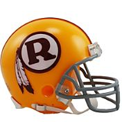 Riddell Washington Redskins VSR4 Throwback '70 - '71 Mini Football Helmet
