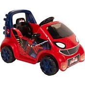 Spiderman Boys' 6V Electric Ride-On Car