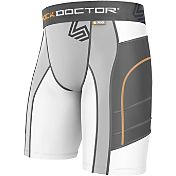 Shock Doctor Youth Ultra Double Compression Sliding Shorts