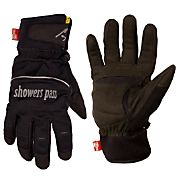 showers pass Men's Crosspoint Soft Shell Winter Cycling Gloves