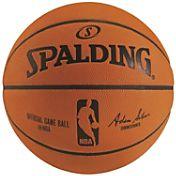 """Spalding NBA Official Game Basketball (29.5"""")"""