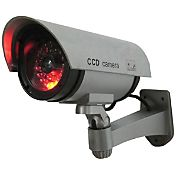 SABRE Fake Outdoor Security Camera - Bullet