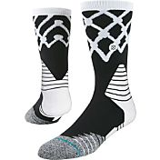 Stance Men's Swish Basketball Crew Socks