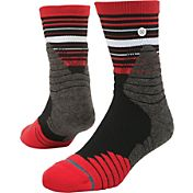Stance Men's Trey Quarter Crew Basketball Socks