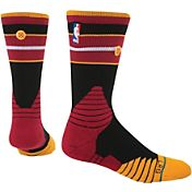 Stance Miami Heat On Court Core Crew Socks