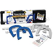 St. Pierre American Professional Horseshoe Set with Case