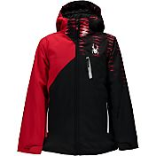 Spyder Boys' Ambush Insulated Jacket