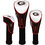 Team Effort Georgia Bulldogs Headcovers - 3-Pack