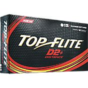 Top Flite 2016 D2+ Distance Golf Balls – 15-Pack