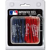 Team Golf St. Louis Cardinals 2.75'' Golf Tees - 50 Pack