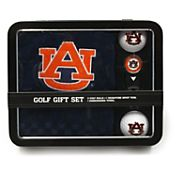 Team Golf Auburn Tigers Embroidered Towel Tin Set