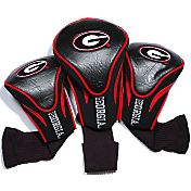 Team Golf Georgia Bulldogs Contour Headcovers - 3-Pack