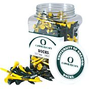 Team Golf Oregon Ducks 2.75' Golf Tees - 175-Pack