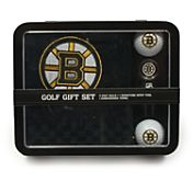 Team Golf Boston Bruins Embroidered Towel Tin Set