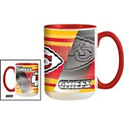 Kansas City Chiefs 11oz. Team Colored Mug