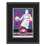 That's My Ticket Los Angeles Clippers Chris Paul Sports Propaganda Framed Serigraph
