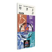 That's My Ticket Phoenix Suns NBA Finals Game 2 Canvas Ticket