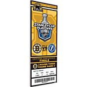 That's My Ticket Boston Bruins 2011 Eastern Conference Finals Ticket