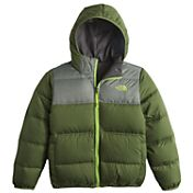 The North Face Boys' Reversible Moondoggy Insulated Jacket